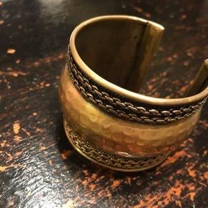 Jewelry - Women's BOHO Antiqued Silver Cuff🤗🤗💖💖⚜️⚜️